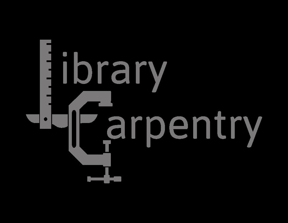 Library Carpentry logo